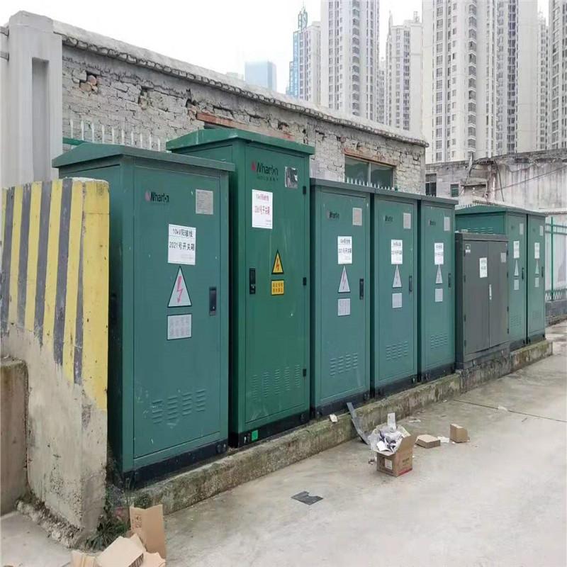 贵阳轨道交通1号线朱家湾站电力线路迁改项目