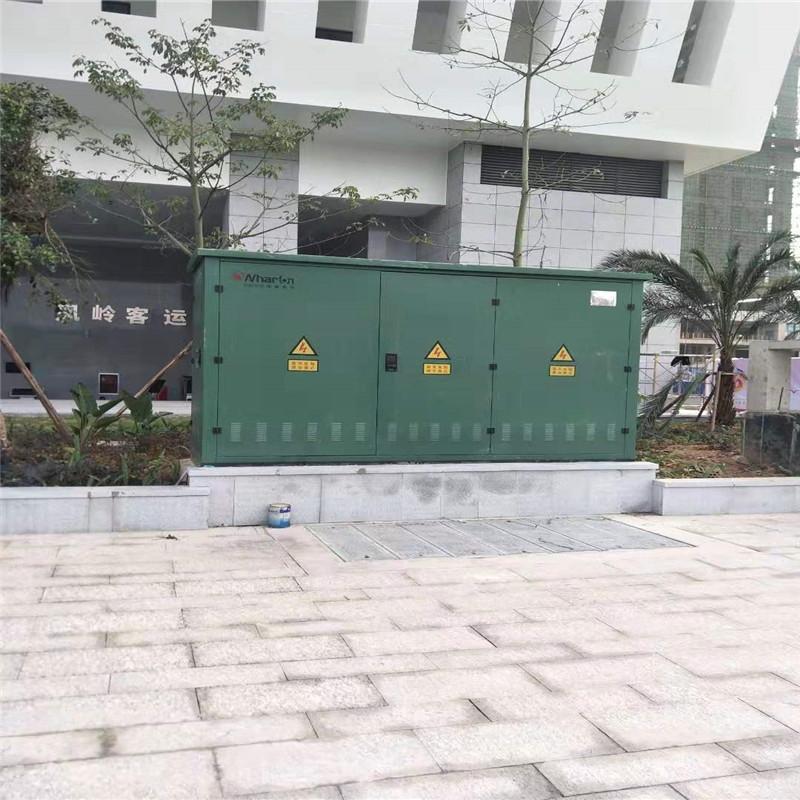 广西南宁凤岭客运站-自动化开闭所